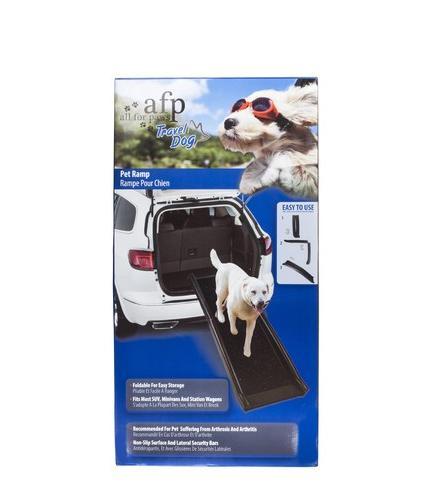 Rampa dzīvniekiem - Car Ramp Travel Dog