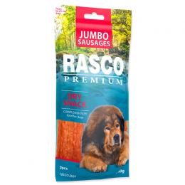 Gardums suņiem - Rasco Premium Jumbo Sausage, 60 g
