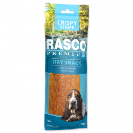 Gardums suņiem - Rasco Premium Crispy Stripe, 30 g