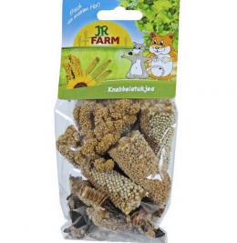 Gardums grauzējiem – JR Farm Nibble Pieces, 50 g