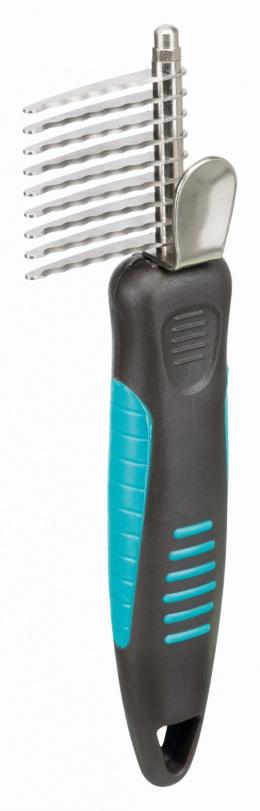 Резак для колтунов – TRIXIE De-matting Comb, 18 x 3,5 см