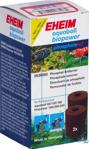 Материал для фильтра - EHEIM phosphate remover for aquaball 60/130/180 title=