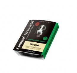 Konservi suņiem - Kennels Favourite Goose, 395 g