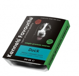Konservi suņiem - Kennels Favourite Duck, 395 g