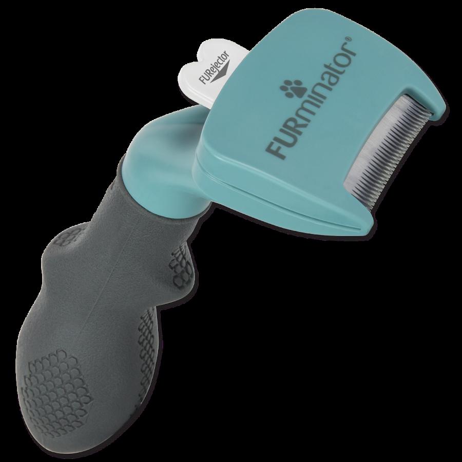 Ķemme kaķiem - FURminator Undercoat deShedding tool, short hair, S
