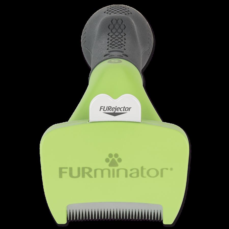 Расческа для собак - FURminator Undercoat deShedding tool, short hair, S