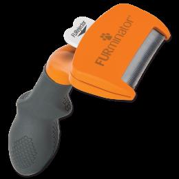 Расческа для собак - FURminator Undercoat deShedding tool, short hair, M