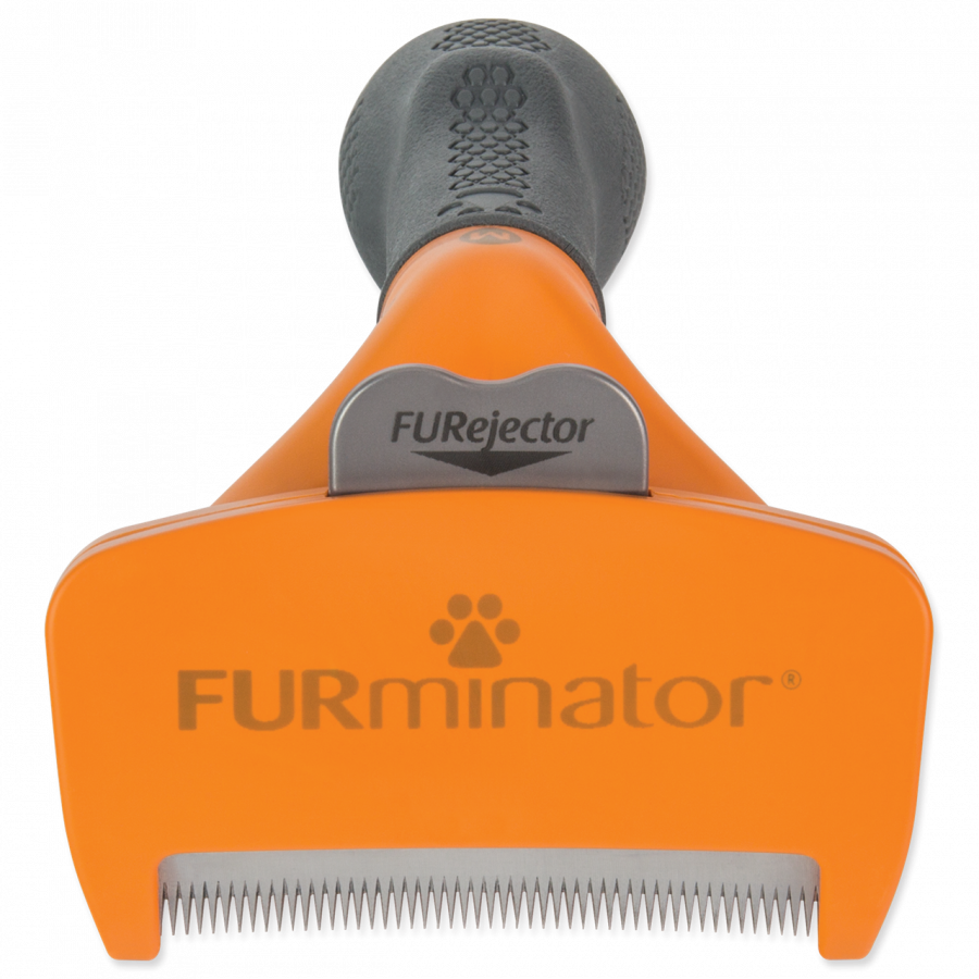 Ķemme suņiem - FURminator Undercoat deShedding tool, long hair, M