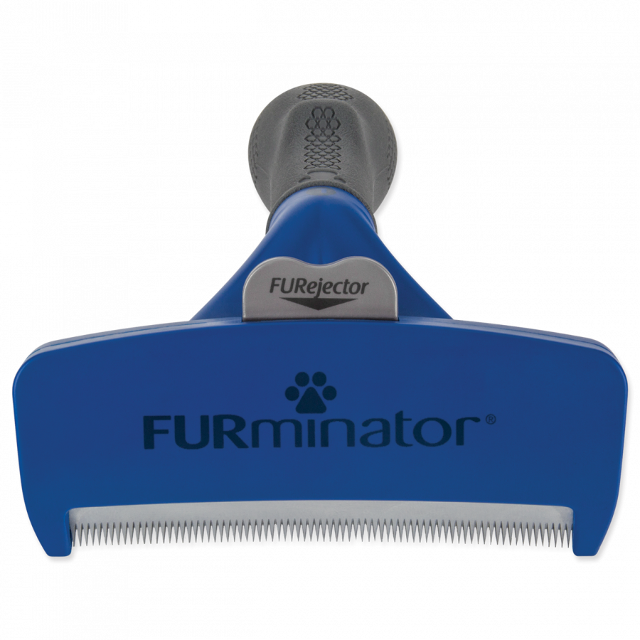 Расческа для собак - FURminator Undercoat deShedding tool, long hair, L
