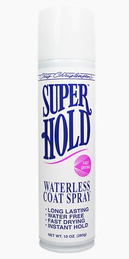 Spalvu kopšanas līdzeklis - Super Hold Waterless Coat Spray, 283 g