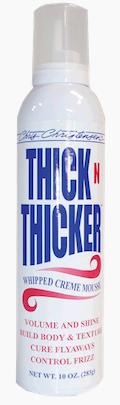 Spalvu kopšanas līdzeklis - Thick n Thicker Whipped Mousse, 283 g