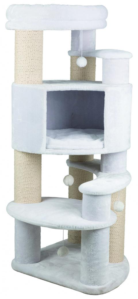 Mājiņa kaķiem - Trixie Zita XXL, 147 cm, balta