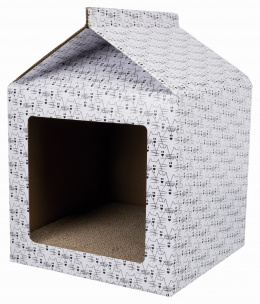 Nagu asināmais kaķiem - Trixie Scratching House, 48 cm