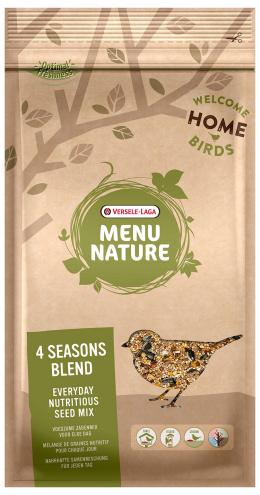 Корм для уличных птиц - Versele-Laga Menu Nature 4 Seasons Blend, 1 кг