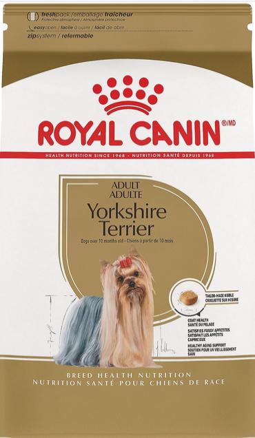 Barība suņiem - Royal Canin SN Yorkshire Terrier, 0,5 kg title=
