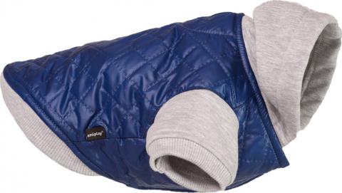 Džemperis suņiem - AmiPlay Boston HoodieJacket, navy blue, 46 cm title=