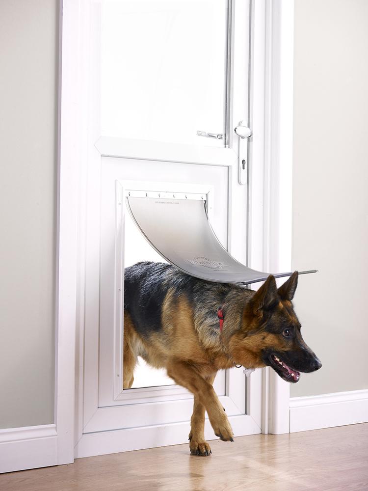 Durvis suņiem - Pet Safe Alluminium Large