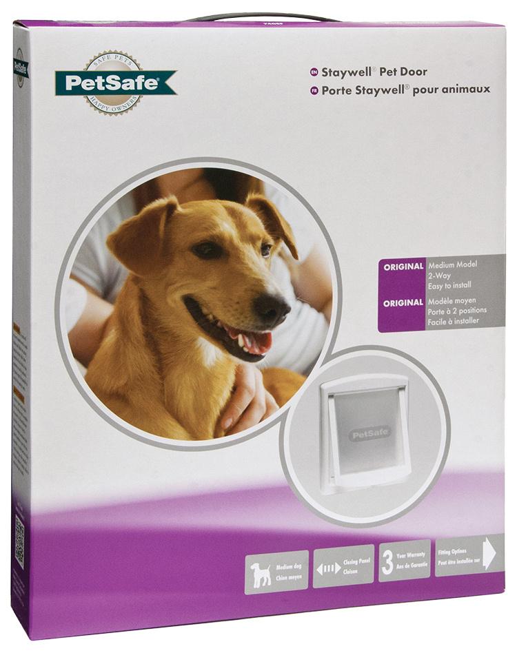 Дверь для животных - Pet Safe Staywell Pet Door 740, 35,2 x 29,4 см
