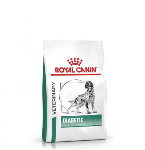 Veterinārā barība suņiem - Royal Canin Diabetic, 1.5 kg