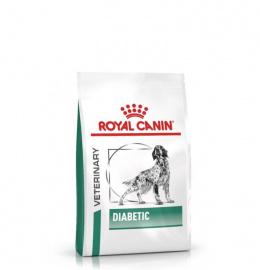 Ветеринарный корм для собак - Royal Canin Diabetic, 1.5 кг