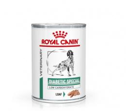 Ветеринарные консервы для собак - Royal Canin Veterinary Diet Diabetic Special Canine, 410 г