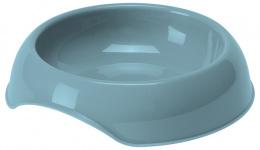 Bļoda kaķiem - MAGIC CAT, plastic bowl 200 ml, blue
