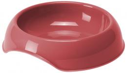 Bļoda kaķiem – MAGIC CAT, Plastic Bowl 200 ml, Red