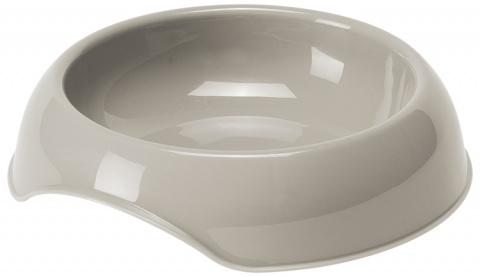 Bļoda kaķiem – MAGIC CAT, Plastic Bowl 200 ml, Grey title=