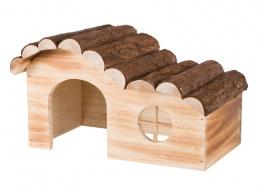 Домик для грызунов - Hanna House, Flamed 41*21*23 см