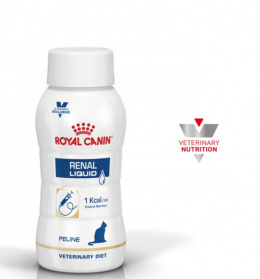 Корм жидкий для кошек - Royal Canin Renal liquid 3x200 мл