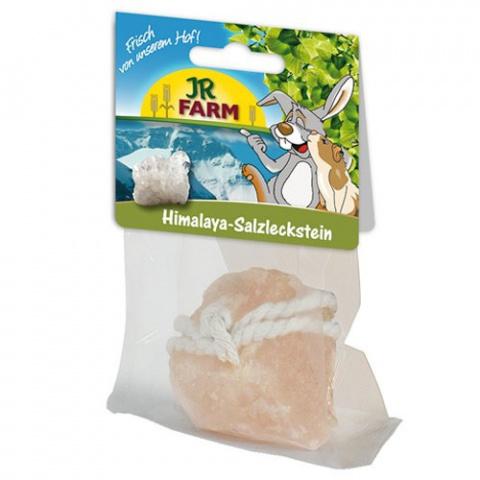 Соляной камень для грызунов - JR FARM Himalaya salt licking stone 80 г title=