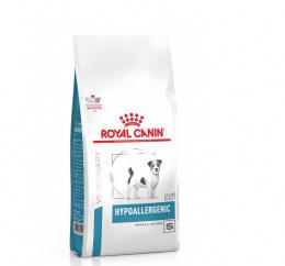 Veterinārā barība suņiem - Royal Canin Hypoallergenic small dog, 1 kg