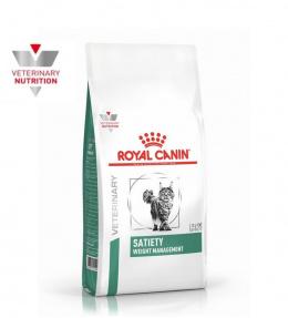 Veterinārā barība kaķiem - Royal Canin Feline Satiety Weight Management, 3,5 kg