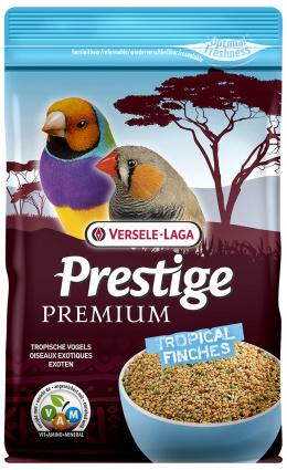 Barība putniem - Versele-Laga Prestige Premium Tropical Finch, 800 g