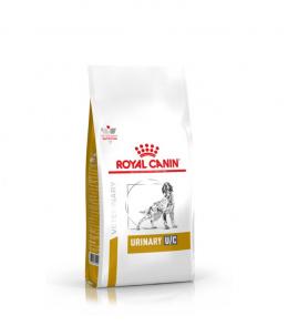 Veterinārā barība suņiem - Royal Canin Urinary U/C LOW, 2 kg