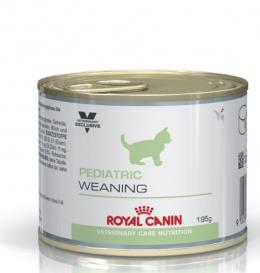 Ветеринарные консервы для кошек -  Royal Canin Feline Pediatric Weaning, 195 гр