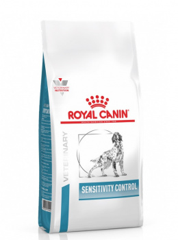 Veterinārā barība suņiem - Royal Canin Sensitivity Control Canine, 14 kg