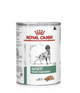 Ветеринарные консервы для собак - Royal Canin Satiety Weight Management, 400 гр