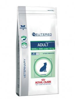 Ветеринарный корм для собак - Royal Canin Neutered Adult Small, 8 кг