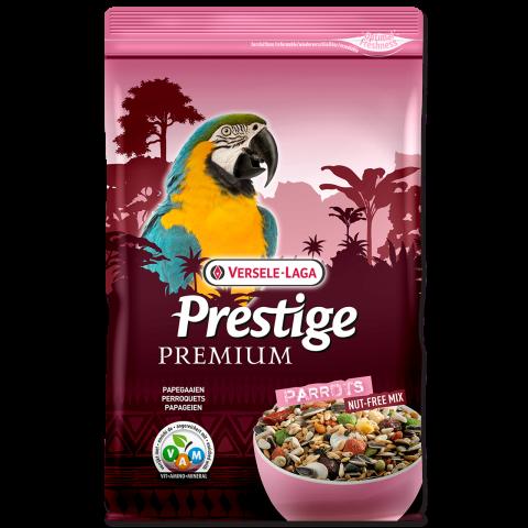 Корм для птиц - Versele-Laga Prestige Premium Parrots, 2 кг title=