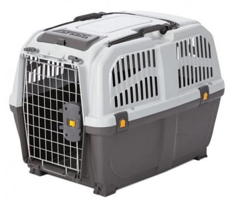 Transportēšanas bokss dzīvniekiem - MPS Skudo 6 Iata, 92*63*70(h) cm