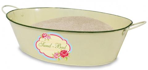 Vanna šinšillai - JR FARM Bath for rodents with filling