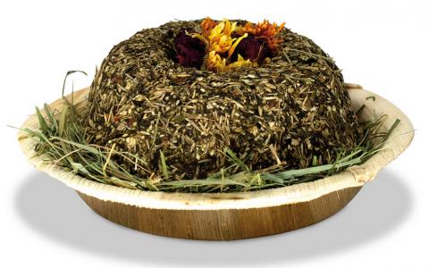 Gardums grauzējiem - JR FARM Grainless Gugl cake, 180 g