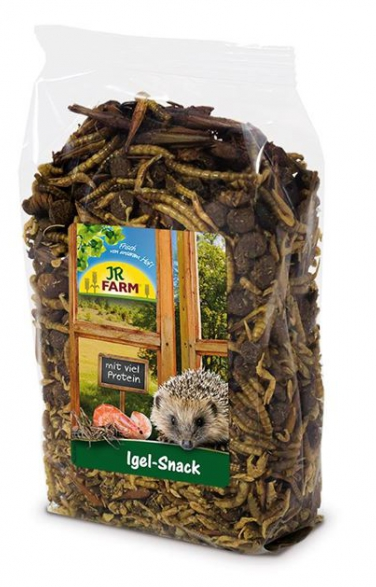 Gardums ežiem - JR Garden hedgehog snack, 100 g title=