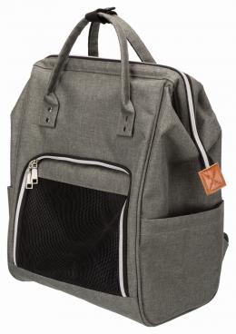 Рюкзак для транспортировки животных - Trixie Ava, 32 х 42 х 22 см, grey