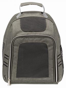 Рюкзак для транспортировки животных - Trixie Dan, 38*50*26 см, grey