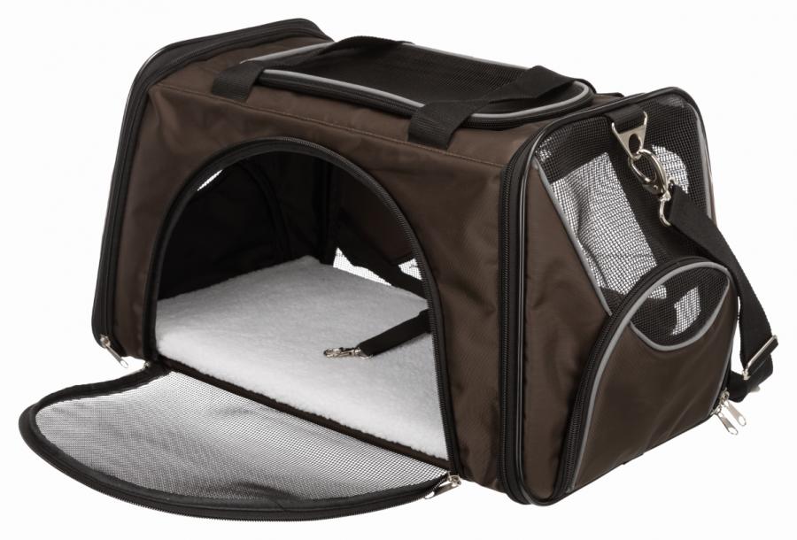 Transportēšanas soma dzīvniekiem - Trixie Joe, 28*28*47 cm, brown
