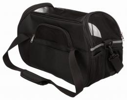 Transportēšanas soma dzīvniekiem - Trixie Ethan, 19*28*42 cm, black