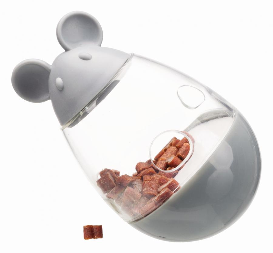 Rotaļlieta kaķiem - Cat Activity Snack Mice, 9 cm