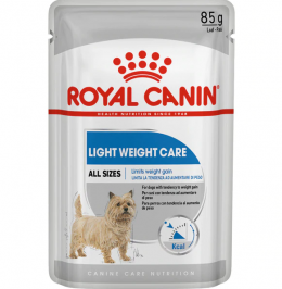Konservi suņiem - Royal Canin Light Weight Care Loaf, 85 g